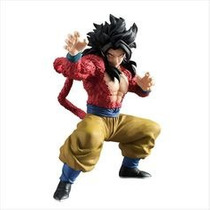 Dragon Ball Gt Super Saiyan 4 Son Goku Styling Bandai
