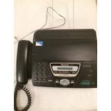 Telefono Panasonic Con Fax Y Contestador