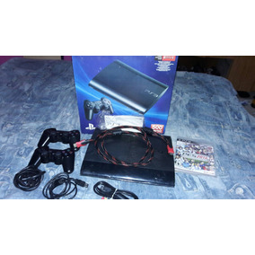 Play 3 Con 2 Jostin 1juego Y Cable Hdmi 500gb