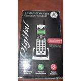 Teléfono Auxiliar Inalámbrico General Electric 5.8 Ghz
