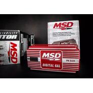 Modulo Ignição Msd 6al - 6425 - Turbo - Aspirado - V8