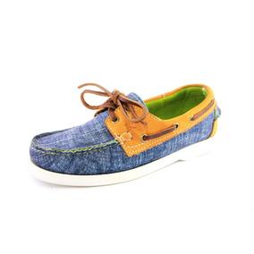 Zapatos Nauticos Mocasines Peskdores Jean J00036