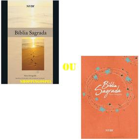 02 Bíblia Sagrada Nvi Evangelismo Média Brochura