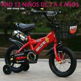 Bicicletas Importadas Para Niños Y Niñas