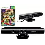 Kinect Sensor Refurbished Para Xbox 360 + Juego Original