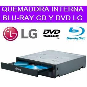 Quemador/lector De Bluray, Dvd/cd
