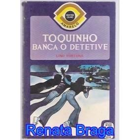 Livro Coleção Mister Olho Toquinho Banca O Detetive