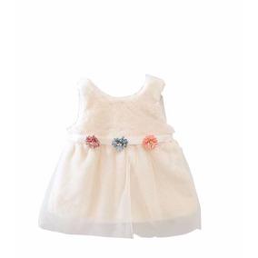 Vestido Para Nena Importados Onlyone-infantil 0088