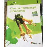 Texto Ciencia Y Tecnología 1° Secundaria - Santillana