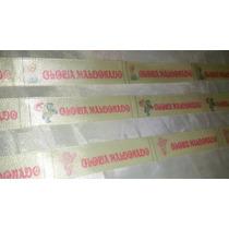 Cintas Personalizada Etiquetar Ropa Marcas Tela