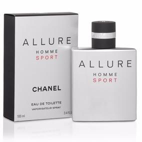 Perfume Allure Homme Sport 100ml Chanel Original E Lacrado
