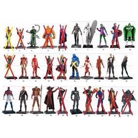 Vários Números - Marvel Figurines - Eaglemoss - Consulte