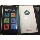Motorola Moto Z Play Libre 16mp 5mp 32gb 3gb Ram Caja Sellad