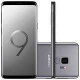 Samsung Galaxy S9 Sm-g9600 Dual 128gb Cinza Original