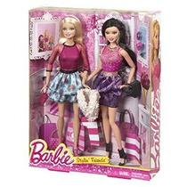 Barbie Life In The Dreamhouse Barbie Y Raquelle Muñeca 2-pac