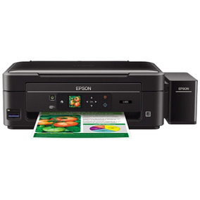Impressora Multifuncional Epson L455 Tanque De Tinta, Wi-fi