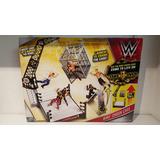 Wwe Mattel Ring Crash Cage