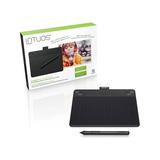 Tableta Digitalizadora Wacom Intuos Pen & Touch Cth490 Photo