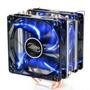 Cpu Cooler Deepcool Gammaxx400 2 Fan Led Intel Amd Overclock