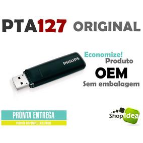 Adaptador Pta127 Wireless Usb P/ Tvs Philips Wifi Smart Tv