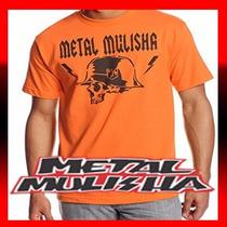 Franela Metal Mulisha Talla Xl Caballeros