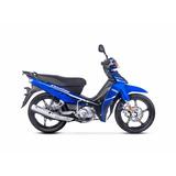 Yamaha Crypton T110 El Mejor Contado . Cuotas Fijas