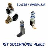 Kit Solenoide Cambio Automático 4l60e Blazer 4.3 Omega 3.8