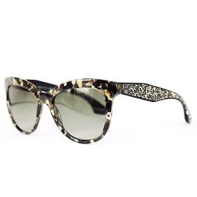 Oculos De Sol Miu Miu Mu 10ns Tartaruga - Óculos no Mercado Livre Brasil 91a3945f7d