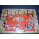 Encaixe Playground De Madeira Casa Do Mickey Mouse