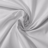 Tecido Gabardine100% Poliéster Branco3 Metro Largura 3,00m