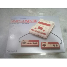 Famicom Na Caixa E Impecavel.. 100% Original