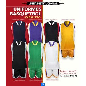 Uniformes Basquetbol Personalizados en Mercado Libre México 9c498b51e6749