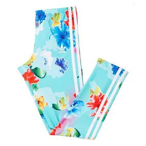 Calzas adidas Originals Flower Niña