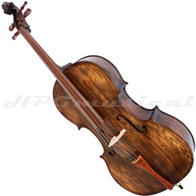 Violoncelo Rolim Milor Envelhecido Brilho Cello 4/4