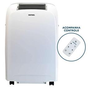 Ar Condicionado Portátil 10.000 Btus C/ Controle Remoto 220v