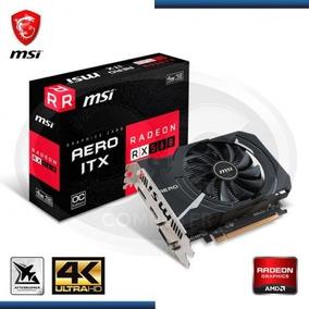 Tarj. Video Msi Rx 560 4gb Ddr5 128 Bit