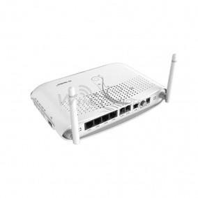 Modem Fiberhome Wifi Gpon Para Fibra Optica 4p Giga 2p Pots