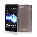 Capa Tpu Sony Ericsson Xperia J St26a St26i Frete Gratis