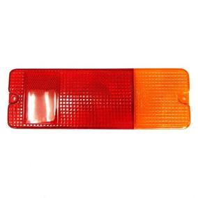 Lente Lanterna Traseira(ld)(truck) Towner Hafei 1.0 8v 08/12