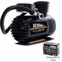 Mini Compresor De Aire 300psi Conector A Encendedor Adir 658