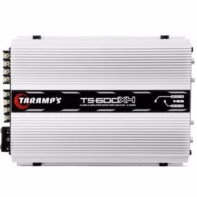 Módulo Amplificador Taramp´s Ts-600x4 600w Rms Rca + Sedex