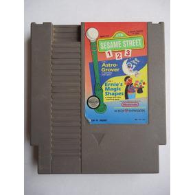 Sesame Street Para Nintendo Nes Plaza Sesamo El Original