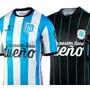 Camiseta De Racing Club Titular Y Suplente Oficial