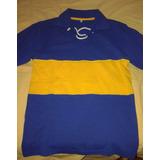 Chomba Retro Boca Juniors 1913 Ascenso A Primera