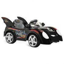 Carro Batman R/c - El 6v - Bandeirantes 2385