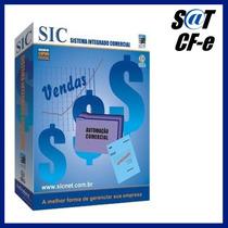 Sic - Sistema Integrado Comercial 5.1 Original Lacrado Nf-e