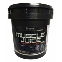 Proteina Muscle Juice 5.5 Kg (19srvs) Sabor Chocolate