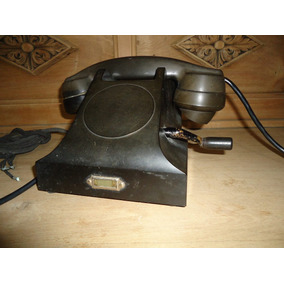 Telefono Ericsson(a Manivela)