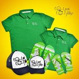 Kit 2 Camisas Polo Tal Pai Tal Filho R$ 79,90
