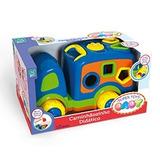 6 Super Toys Baby Caminhaozinho Didatico